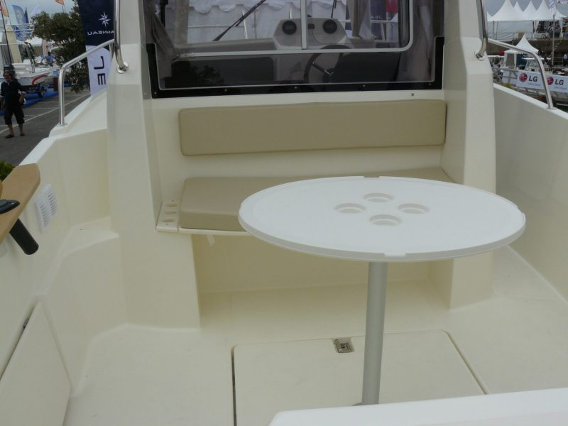 PE Grainé-Starboard, usinage, nautisme,